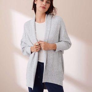 Lou & Grey Drop and Roll Cardigan